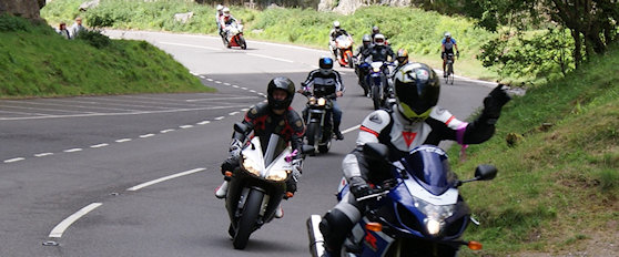 charity riders